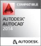 Logo programu AUTOCAD